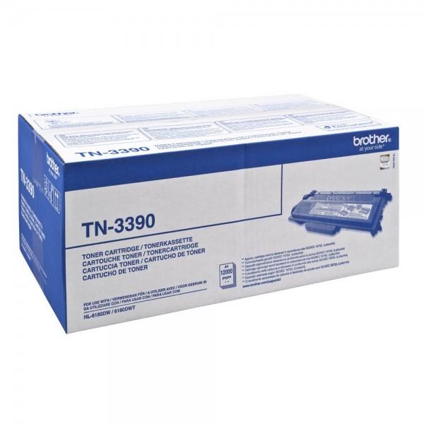 Brother TN-3390 Toner Black
