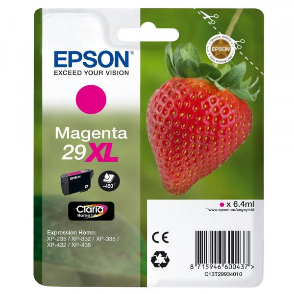 Epson 29 XL / C13T29934012 Tinte Magenta