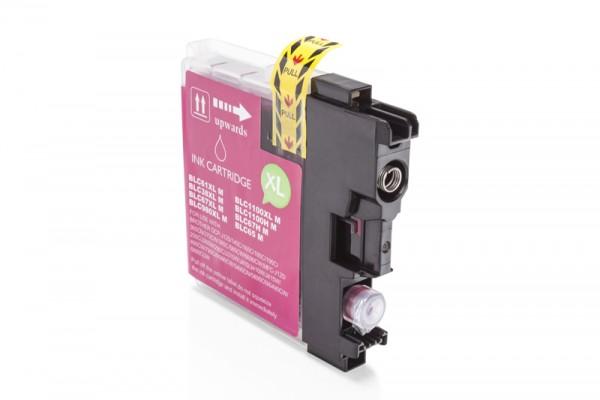 Kompatibel zu Brother LC-1100 M Tinte Magenta