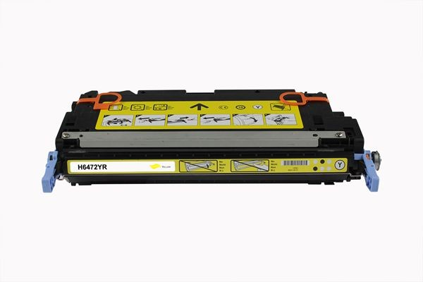 Kompatibel zu HP Q6472A / 502A Toner Yellow
