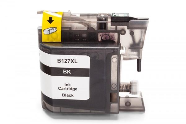Kompatibel zu Brother LC-127XLBK Tinte Black