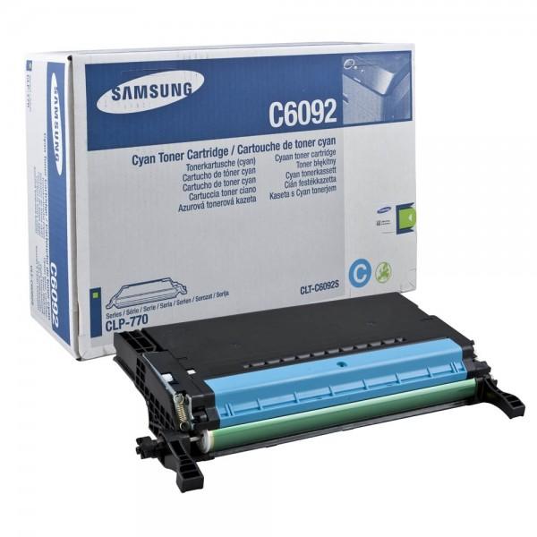 Samsung CLT-C6092S / SU082A Toner Cyan