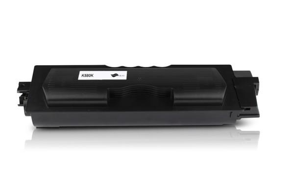 Kompatibel zu Kyocera TK-580K / 1T02KT0NL0 Toner Black