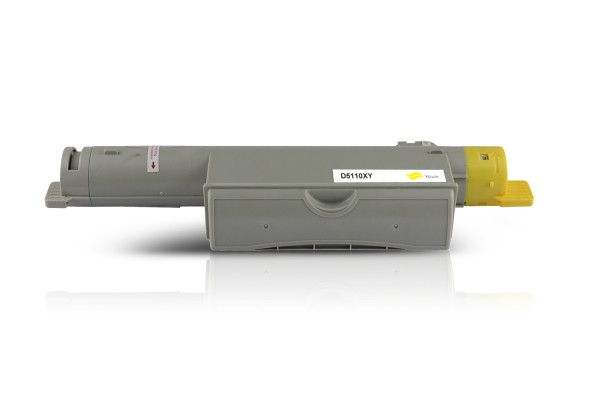 Kompatibel zu Dell 593-10123 / 5110 Toner Yellow XXL