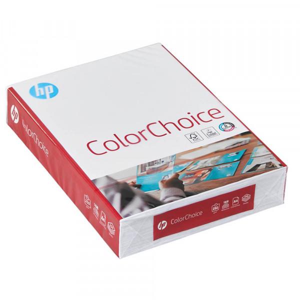 HP ColorChoice Kopierpapier DIN A4 (250 g/qm) 250 Blatt