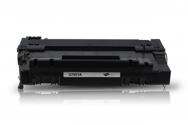 Alternativ zu HP Q7551A / 51A Toner Black