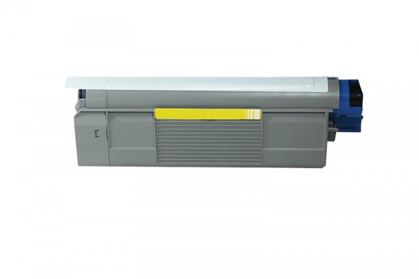Kompatibel zu OKI 43381905 / C5600 / C5700 Toner Yellow