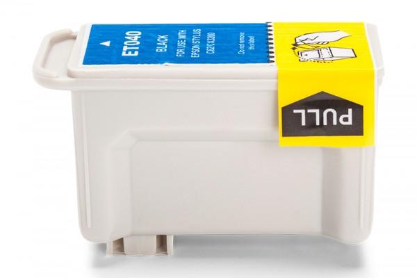 Alternativ zu Epson C13T04014010 / T040 Tinte Black