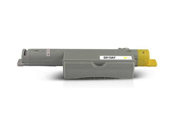 Kompatibel zu Dell 593-10122 / 5110 Toner Yellow