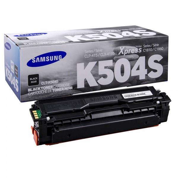 Samsung CLT-K504S / SU158A Toner Black