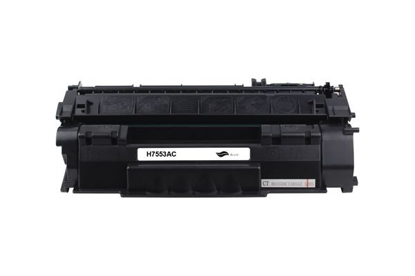 Alternativ zu HP Q7553A / 53A Toner Black