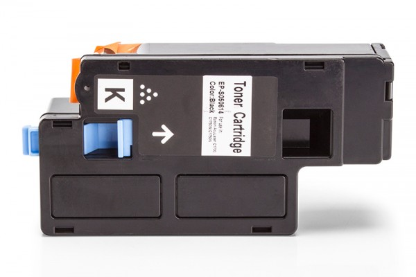 Kompatibel zu Epson C13S050614 Toner Black