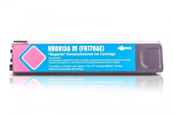 Alternativ zu HP 913A / F6T78AE Tinte Magenta