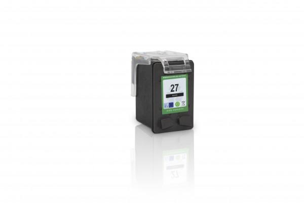 Kompatibel zu HP 27 / C8727AE Tinte Black