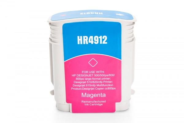 Kompatibel zu HP 82 / C4912A Tinte Magenta