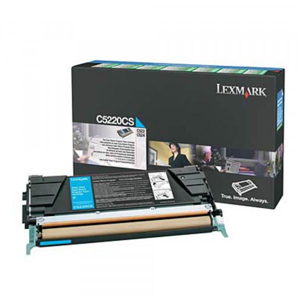 Lexmark C5220CS Toner Cyan