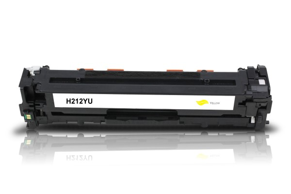 Kompatibel zu HP CF212A / 131A Toner Yellow