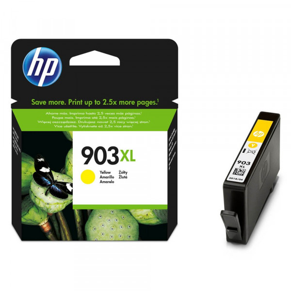 HP 903 XL / T6M11AE Tinte Yellow