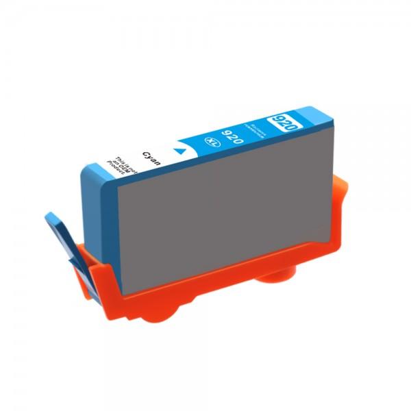 Kompatibel zu HP 920 XL / CD972AE Tinte Cyan