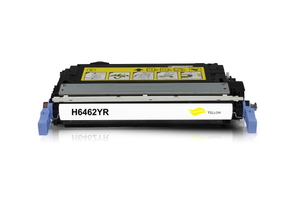 Kompatibel zu HP Q6462A / 644A Toner Yellow