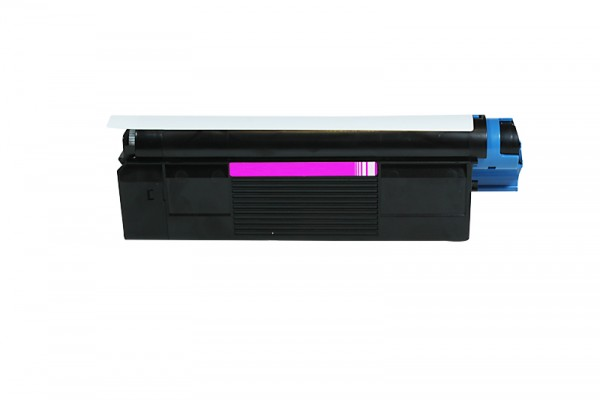 Kompatibel zu OKI 42127406 Toner Magenta XL
