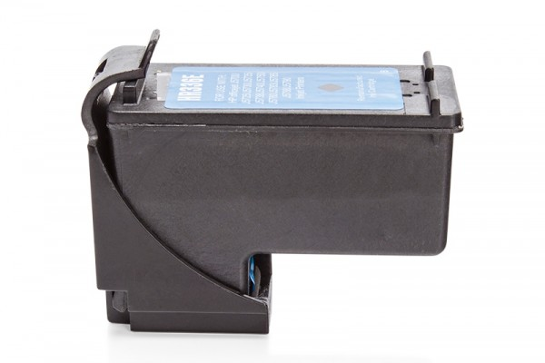 Kompatibel zu HP 350 XL / CB336EE Tinte Black