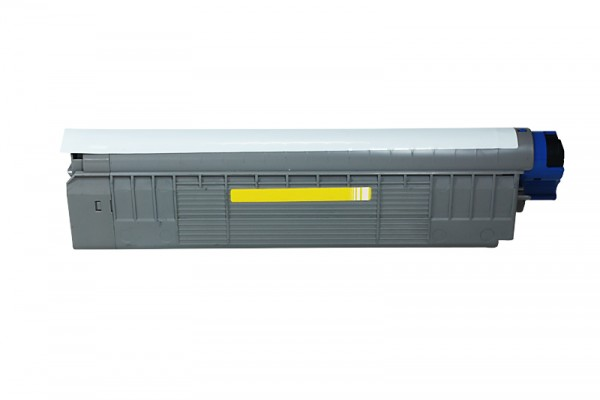 Kompatibel zu OKI 44059209 / MC840 Toner Yellow