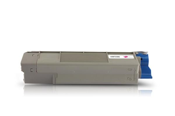Kompatibel zu OKI 43872306 / C5650 / C5750 Toner Magenta
