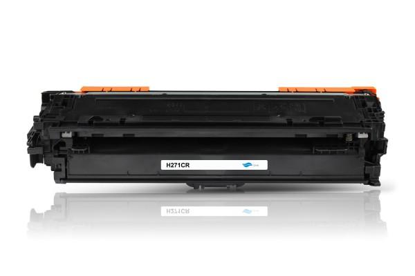 Kompatibel zu HP CE271A / 650A Toner Cyan