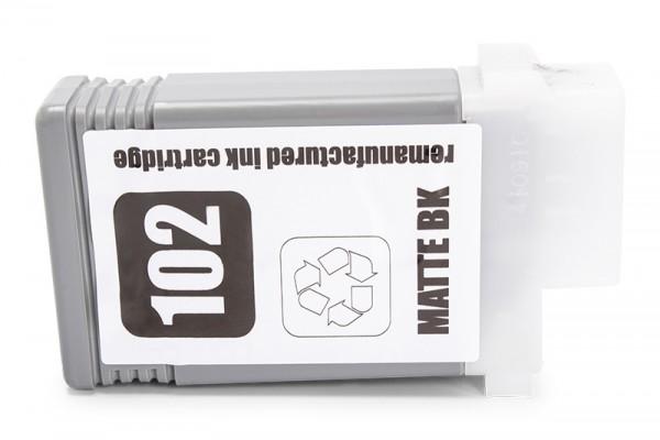 Kompatibel zu Canon 0894B001 / PFI-102MBK Tinte Matt-Black