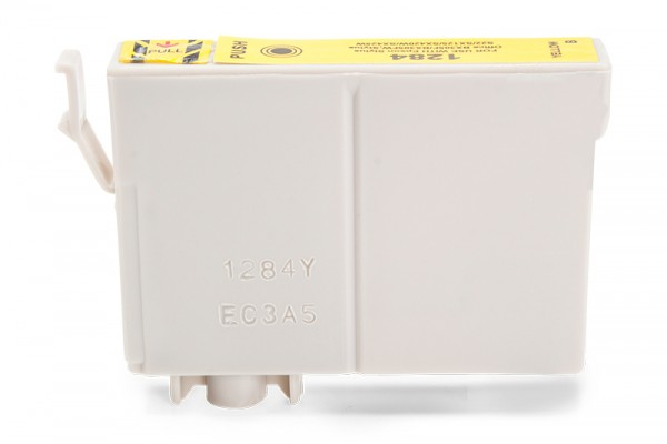 Kompatibel zu Epson T1284 / C13T12844011 Tinte Yellow