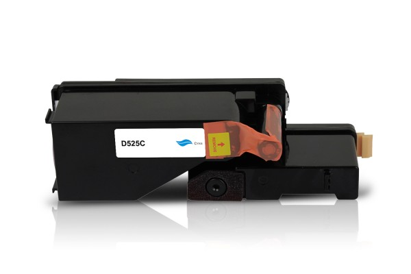 Alternativ zu Dell 593-BBLL / VR3NV Toner Cyan