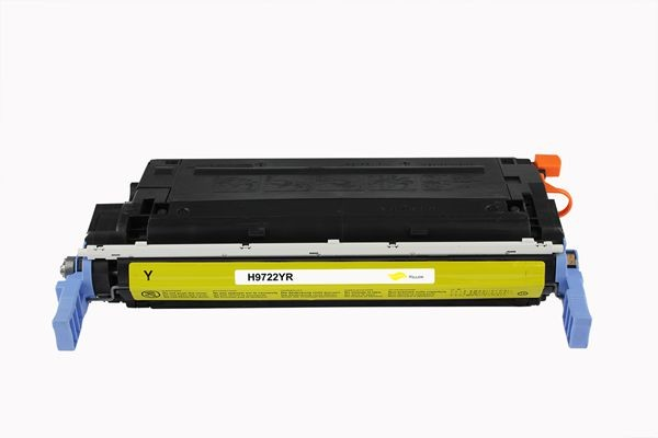 Kompatibel zu HP C9722A / 641A Toner Yellow