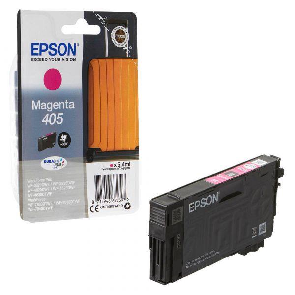 Epson 405 / C13T05G34010 Tinte Magenta