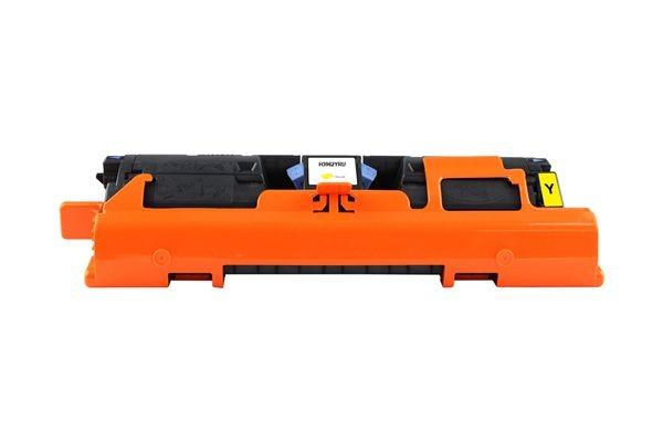 Kompatibel zu HP Q3962A / 122A Toner Yellow