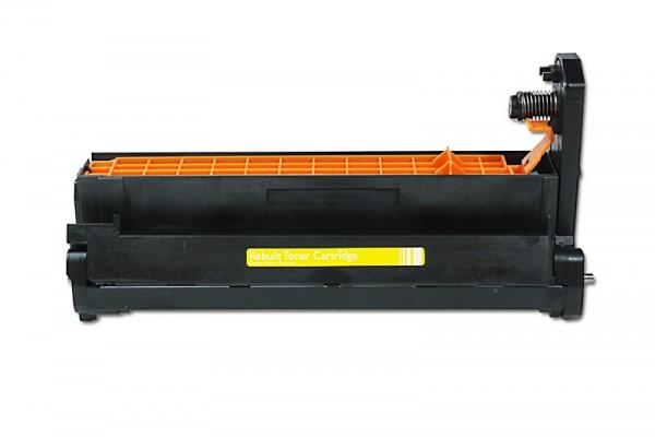 Kompatibel zu OKI 44315105 / C610 Bildtrommel Yellow