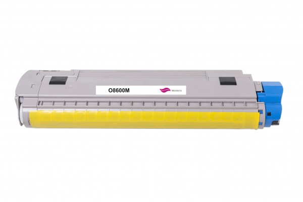 Kompatibel zu OKI 43487710 Toner Magenta