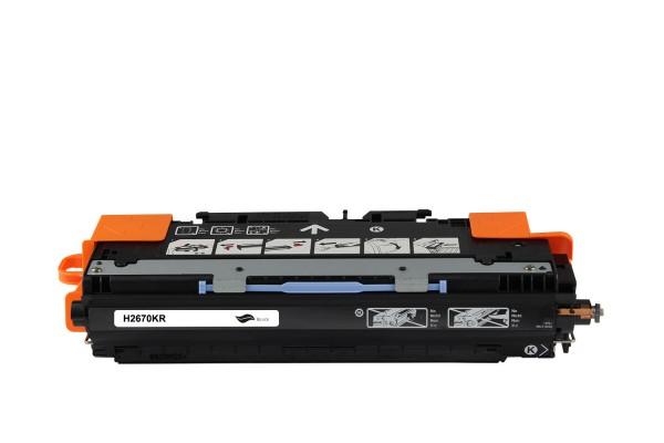Rebuilt zu HP Q2670A / 308A Toner Black