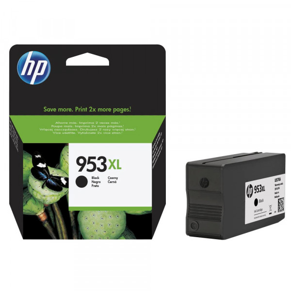 HP 953 XL / L0S70AE Tinte Black