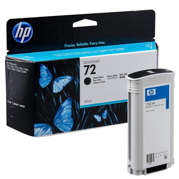 HP 72 / C9403A Tinte Matt-Black