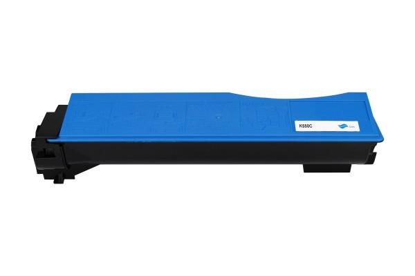 Kompatibel zu Kyocera TK-550C / 1T02HMCEU0 Toner Cyan