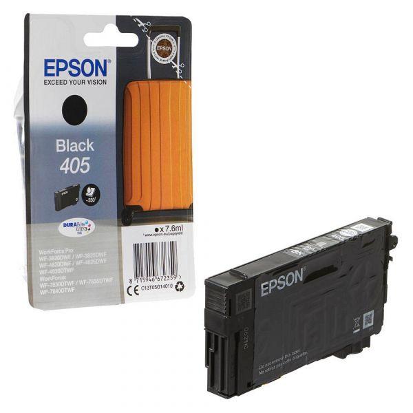 Epson 405 / C13T05G14010 Tinte Black