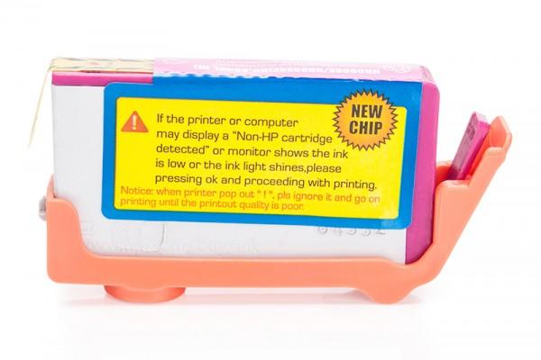 Kompatibel zu HP 364 XL / CB324EE Tinte Magenta