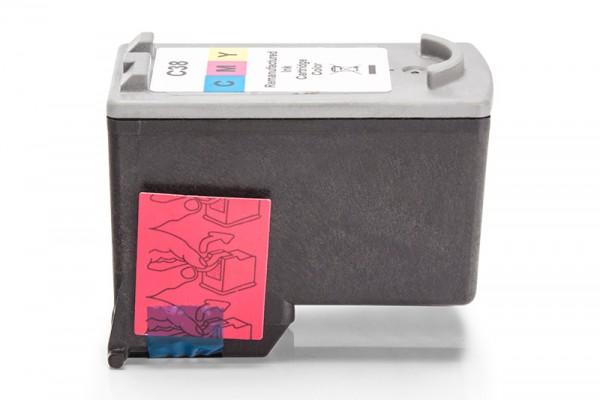 Kompatibel zu Canon CL-38 / 2146B001 Tinte Color (EU)