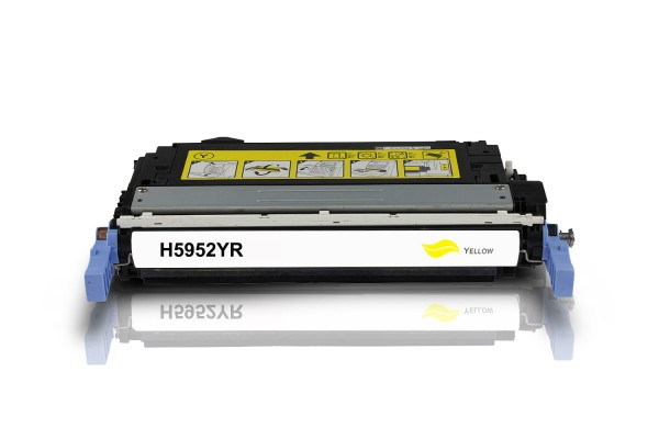 Kompatibel zu HP Q5952A / 643A Toner Yellow
