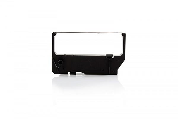 Kompatibel zu Star Micronics RC-200RB Nylonband Black-Red