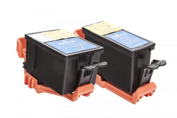 Kompatibel zu Samsung INK-M210 / INK-C210 Tinten Multipack (1x Black / 1x Color)