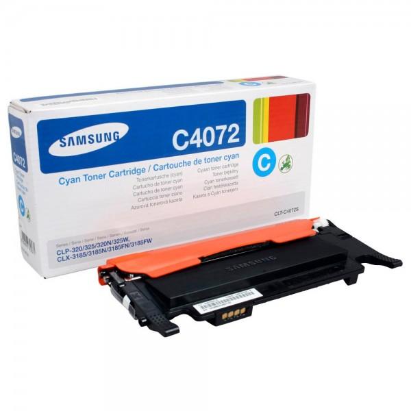 Samsung CLT-C4072S / ST994A Toner Cyan
