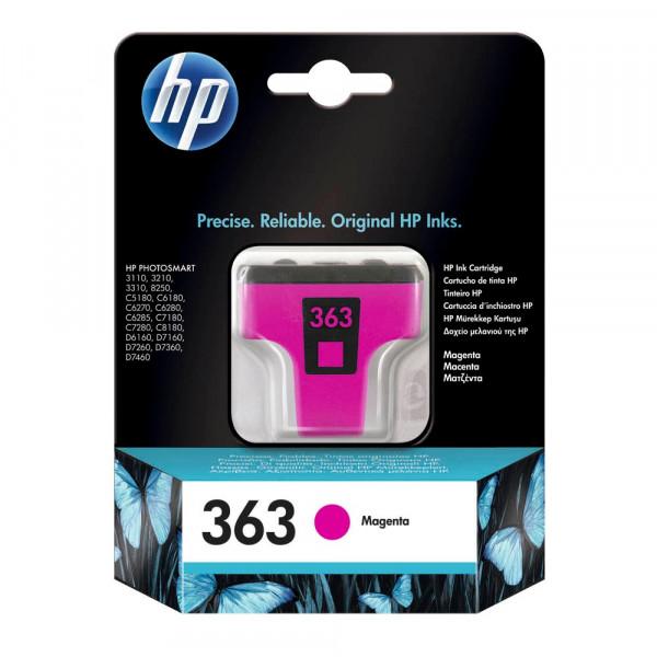 HP 363 / C8772EE Tinte Magenta