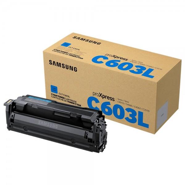 Samsung CLT-C603L / SU080A Toner Cyan